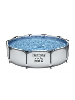 Каркасный бассейн Steel Pro Max 305х76см, 4678л