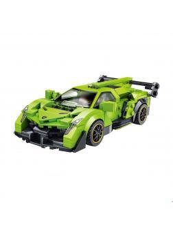 Конструктор Panlos Brick «Lamborghini Veneno» 666018 / 348 деталей
