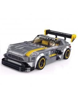 Конструктор Panlos Brick «Iracing AMG GT3» 666024 / 364 детали