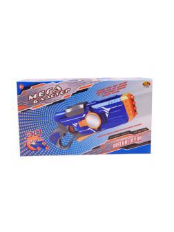 Мегабластер Бластер с 20 мягкими пулями, в коробке PT-00925 / ABtoys