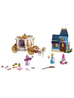 Конструктор Queen «Сказочный вечер Золушки» 85007 (Disney Princess 41146) 392 детали