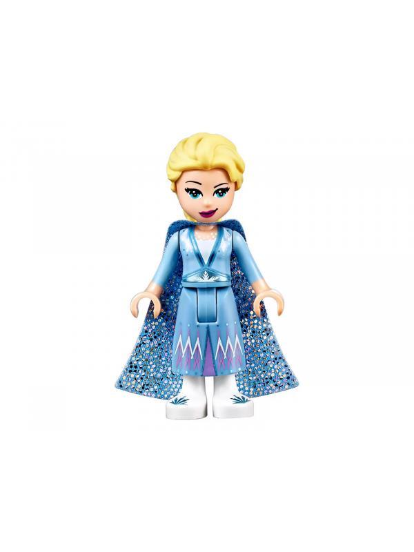 Конструктор Lari «Холодное сердце. Дорожные приключения Эльзы» 11468 (Disney Princess 41166) 119 деталей