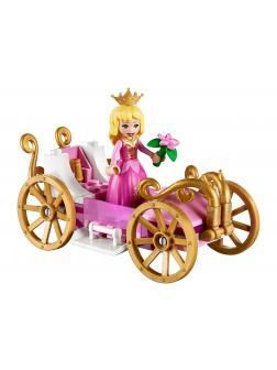 Конструктор Lari «Королевская карета Авроры» 11513 (Disney Princess 43173) 64 детали