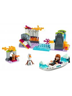 Конструктор Lari «Холодное сердце. Экспедиция Анны на каное» 11467 (Disney Princess 41165) 111 деталей