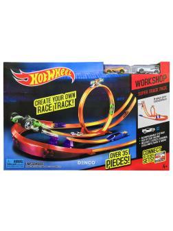 Игровой набор Hot Wheels «Super Track Pack»