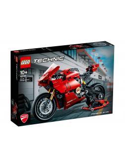 Конструктор LEGO Technic «Ducati Panigale V4 R» 42107 / 646 деталей