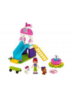 Конструктор LEGO Friends «Игровая площадка для щенков» 41396 / 57 деталей