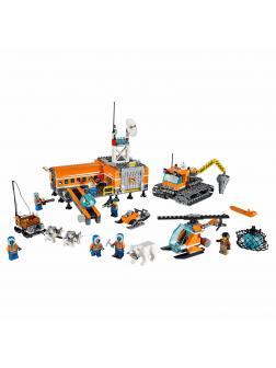 Конструктор Bl «Арктическая база» 10442 (City 60036) / 783 детали