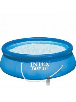 Бассейн Easy Set 457х84см, 9792л, фил.-насос 2006л/ч