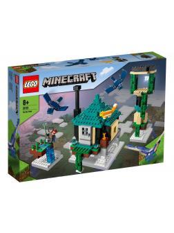 Конструктор LEGO Minecraft «Небесная башня» 21173 / 565 деталей