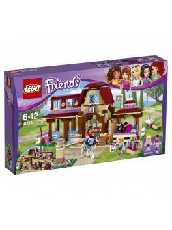 Конструктор LEGO Friends «Лесной клуб верховой езды» 41126 / 575 деталей