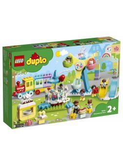 Конструктор LEGO Duplo Town «Парк развлечений» 10956 / 95 деталей