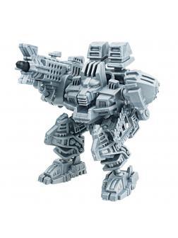 Конструктор Русский Стиль. Игровая модель «Боевые роботы: Гризли» 00570 / 17 деталей