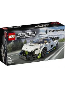 Конструктор LEGO Speed Champions «Koenigsegg Jesko» 76900 / 280 деталей