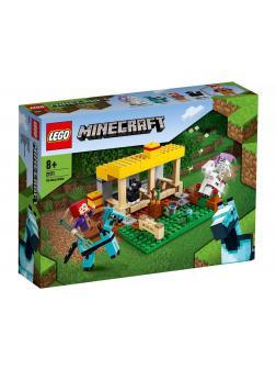 Конструктор LEGO Minecraft «Конюшня» 21171 / 241 деталь