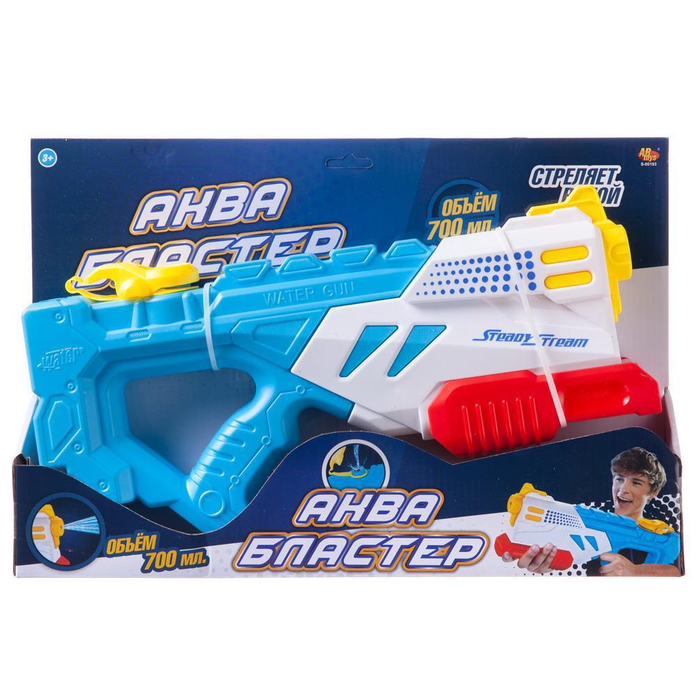Водное оружие ABtoys Аквабластер 700 мл
