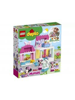 Конструктор LEGO Duplo «Дом и кафе Минни» 10942 / 91 деталь