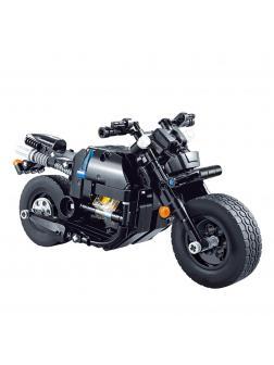 Конструктор Decool «Мотоцикл UMBRA» 33001 / 265 деталей