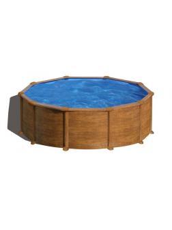 Круглый бассейн, серия