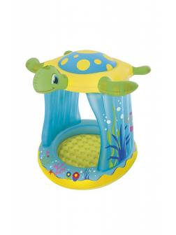 Детский надувной бассейн 109х96х104см