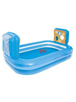 Детский надувной бассейн 237х152х94см