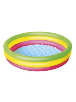 Детский надувной бассейн 102х25см