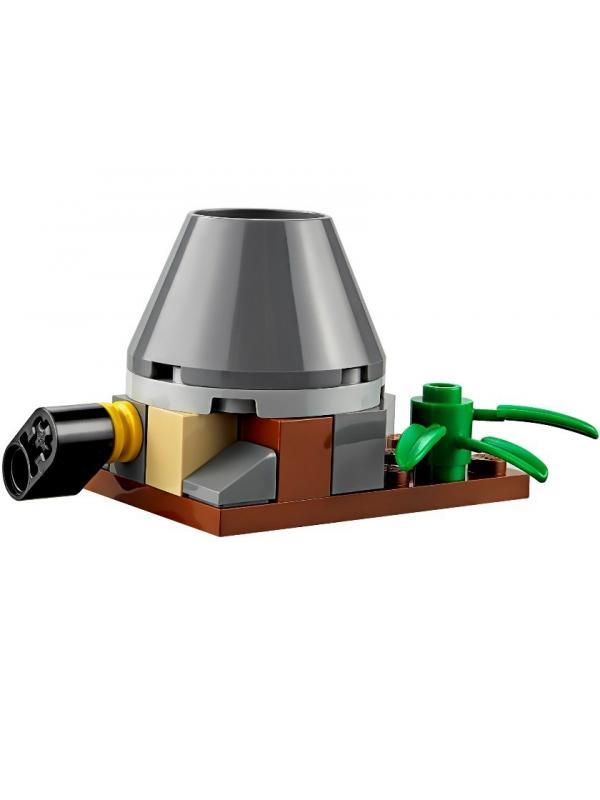 Конструктор Bl «Исследователи вулканов» 10637 (City 60120) / 107 деталей