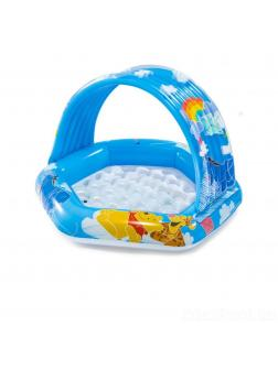 Детский надувной бассейн 109х102х71см