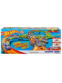 Игровой набор Mattel Hot Wheels Грандиозные столкновения