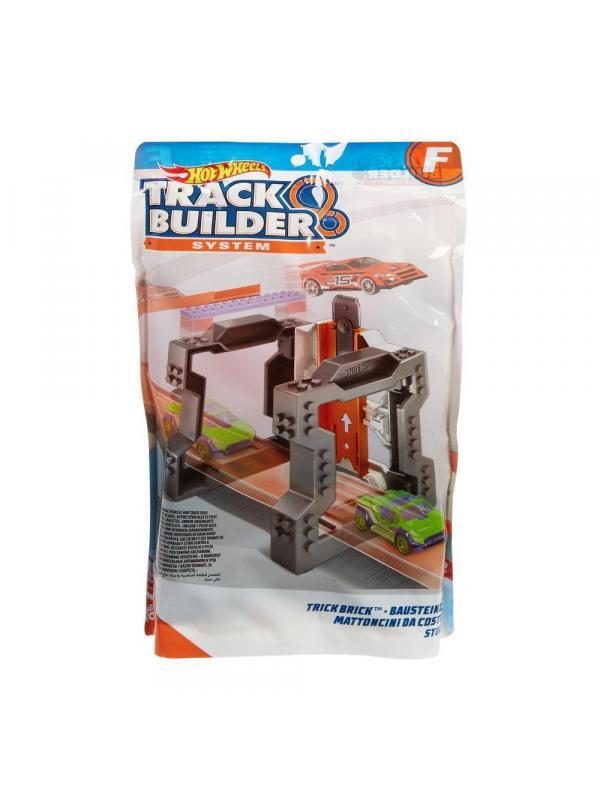 Игровой набор Mattel Hot Wheels Блоки для конструктора трасс