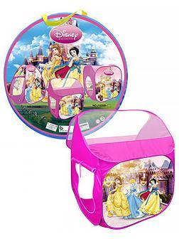 Детская игровая палатка «Принцессы Диснея» 70х70х95 см. Т1035В-6