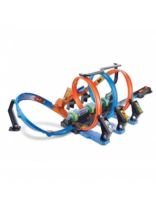 Игровой набор Mattel Hot Wheels Скоростные гонки