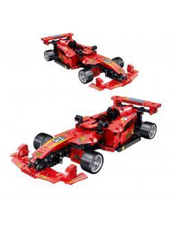 Конструктор Zhe Gao «Болид Formula 1 Grand Prix» QL0470 / 458 деталей