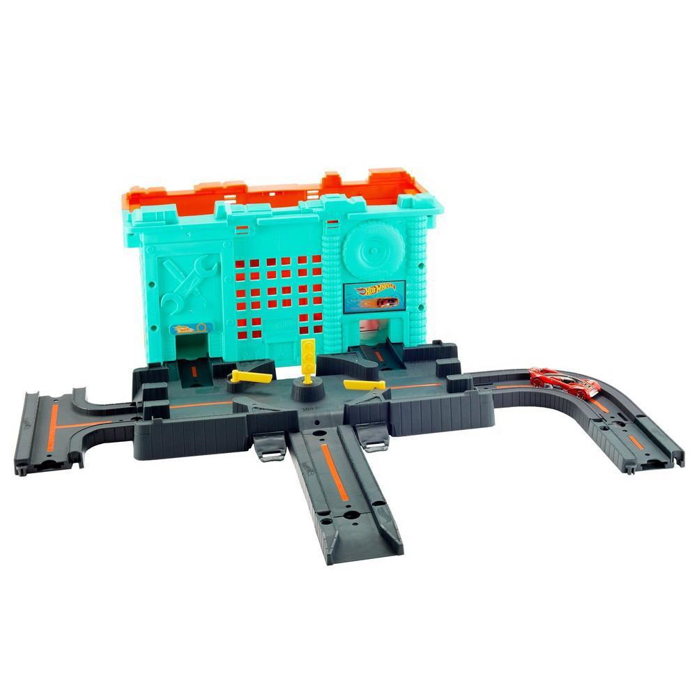 Игровой набор Mattel Hot Wheels Сити Центральная станция
