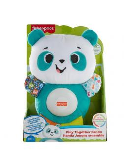 Музыкальная игрушка Mattel Fisher-Price Linkimals Плюшевый панда