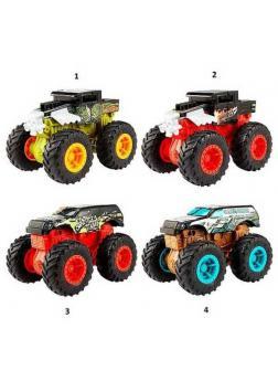 Машинка Mattel Hot Wheels Монстр трак 1:43
