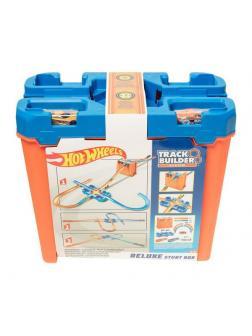 Игровой набор Mattel Hot Wheels Конструктор трасс Премиальный трюковой набор