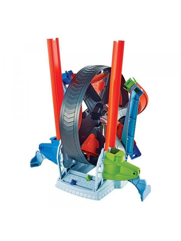 Игровой набор Mattel Hot Wheels Экшн Круговое противостояние (для 2-х игроков)