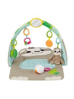 Развивающий коврик Mattel Fisher-Price Ленивец