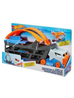 Игровой набор Mattel Hot Wheels Трюковой тягач