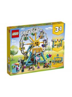 Конструктор LEGO Creator «Колесо обозрения» 31119 / 1002 детали