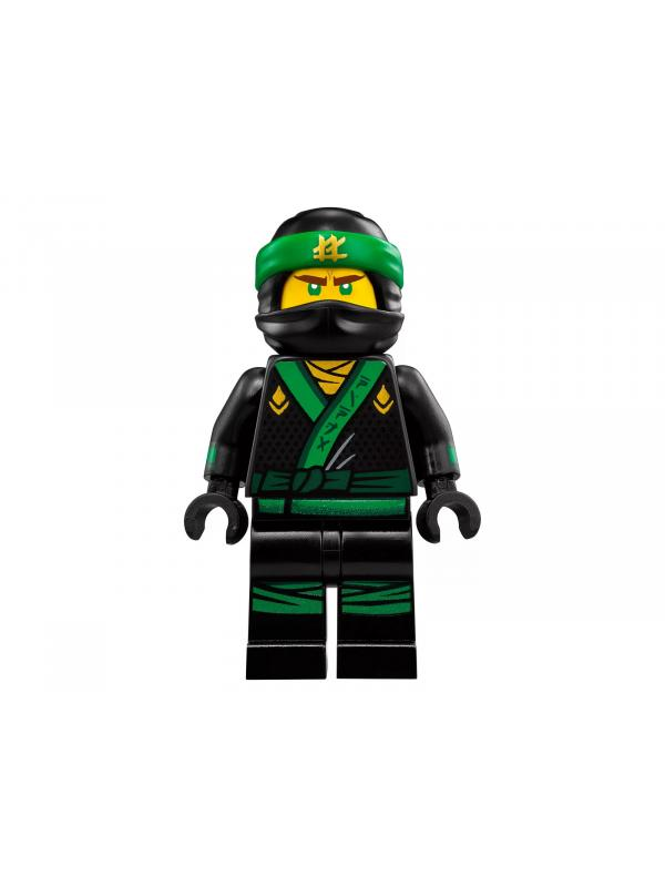 Конструктор «Механический Дракон Зелёного Ниндзя» 80006 (НиндзяГо 70612) / 592 детали