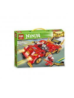 Конструктор Leduo «Ninja» 76062 (Ninjago) 266 деталей