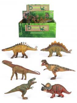 Набор фигурок Мир Юрского Периода «Динозавры» 27 см. 6 шт., Q9899-300
