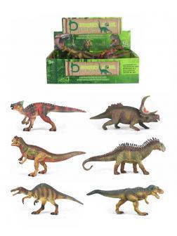 Набор фигурок Мир Юрского Периода «Динозавры» 18 см. 6 шт., Q9899-310