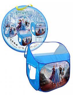 Детская игровая палатка «Холодное сердце» 70х70х95 см. 1038-6