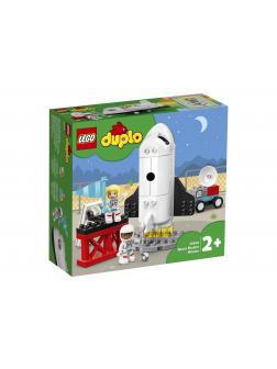 Конструктор LEGO Duplo «Экспедиция на шаттле» 10944 / 23 детали