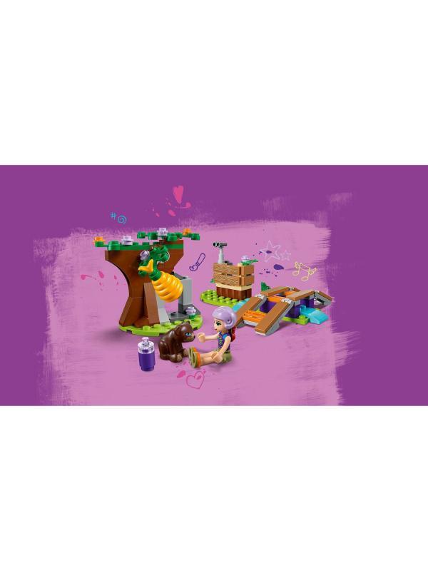 Конструктор Lari «Приключения Мии в лесу» 11196 (Friends 41363) 137 деталей