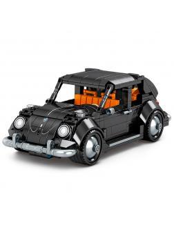 Конструктор Sembo Block «Пекинский автомузей: Volkswagen Beetle» 701809 / 684 детали