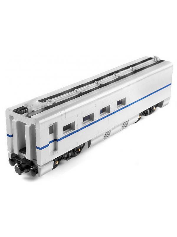 Конструктор Mould King «Вагон-ресторан скоростного поезда CRH2A»  12002CX / 838 деталей